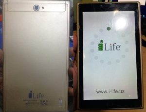 i-Life ITELL K3400SL Flash File