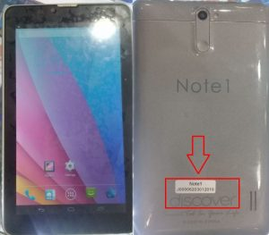 Discover Note1 Tab Flash File