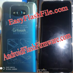 Gtouch G5 Flash File