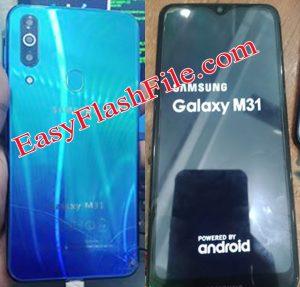 Samsung Clone M31 Flash File