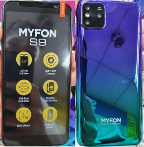 Myfon S9 Flash File