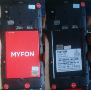 Myfon S3 Flash File