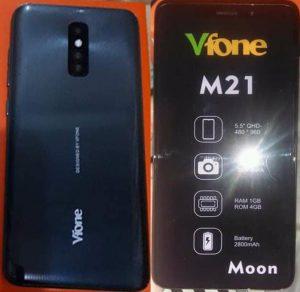 Vfone Moon M21 Flash File