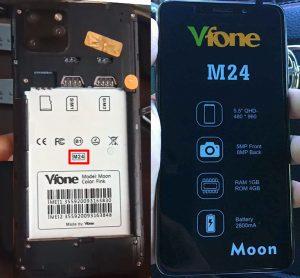 Vfone Moon M24 Flash File