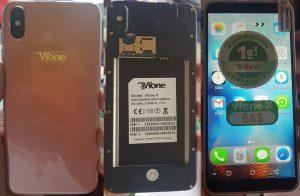 Vfone X Flash File