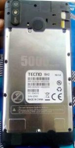 Tecno BA2 Flash File