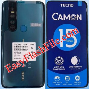 Tecno CD8J Flash File