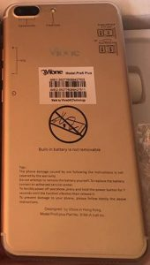 Vfone Pro5 Plus Flash File