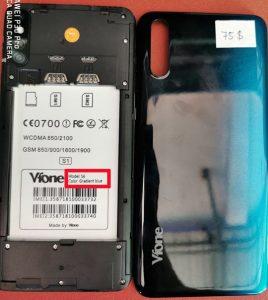 Vfone S6 Flash File