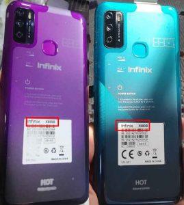 Infinix Hot 9 Play X680B Flash File
