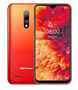 Ulefone Note 8P Flash File