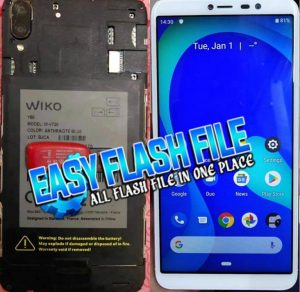 Wiko Y80 FRP Bypass Solution
