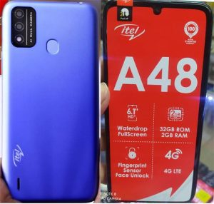 iTel A48 L6006L Flash File