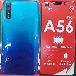 iTel A56 Pro W6004P Flash File