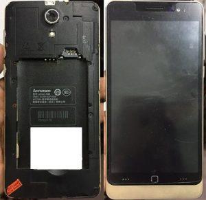 Lenovo S98 Flash File