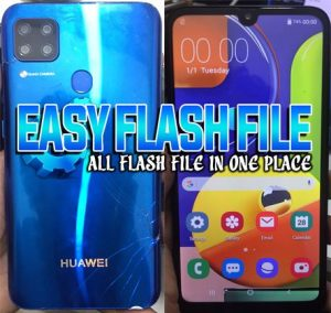 Huawei Clone P40 Lite Flash File