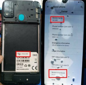 iTel L6006 Flash File