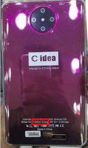 C IDEA CM422 Flash File