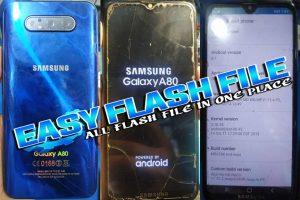 Samsung Clone A80 Flash File