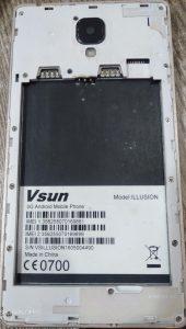 VSUN ILLUSION Flash File