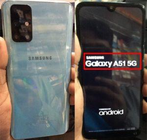 Samsung Clone A51 5G Flash File