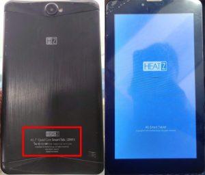HEATZ Z9911 TAB Flash File