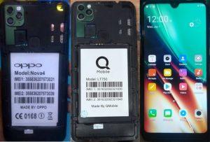 Qmobile LT750 Flash File